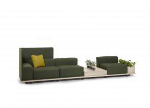 Offecct sofa systeem MEET