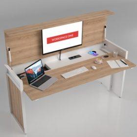 Pami Workspace One professionele werkplek voor thuis