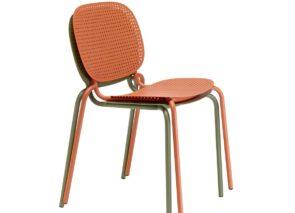 scab si-si stapelbare stoel