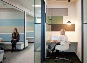 Concentratie werkplekken zijn onmisbaar in de moderne kantoren