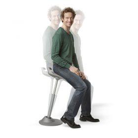 Aeris Muvman voor ergonomische bewegend zitten of staan