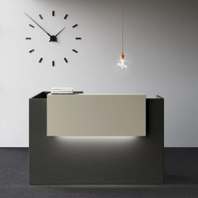 Receptie balie desk voor kantoor