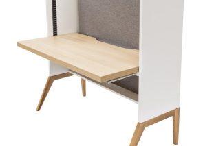 Zit sta bureau speciaal ontwikkeld voor thuiswerk