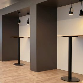 Interieurbouwwerk overlegunits Hays in Utrecht