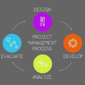 Project management proces