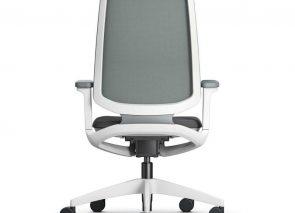 Flexibele kantoorstoel bureaustoel waar de nieuwste innovaties in verwerkt zijn