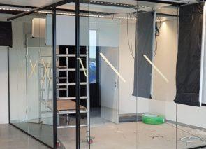 Kantoorrenovatie verbouwen kantoorverbouwing