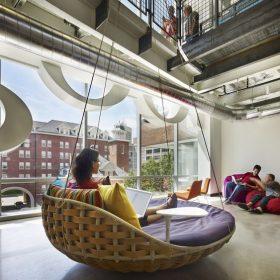 Ontspanning op kantoor is ondeerdeel van innovatief werken