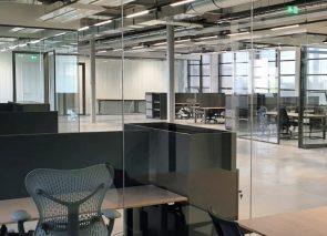 refurbished bureaustoelen van Herman Miller