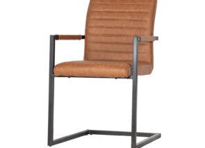 Wood Bas slede vergaderstoel - bezoekersstoel