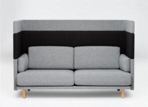 De Vorm Arnhem Sofa met hoge rug
