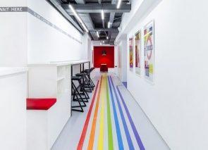 Kleurgebruik op kantoor en het effect van die kleuren op de productiviteit
