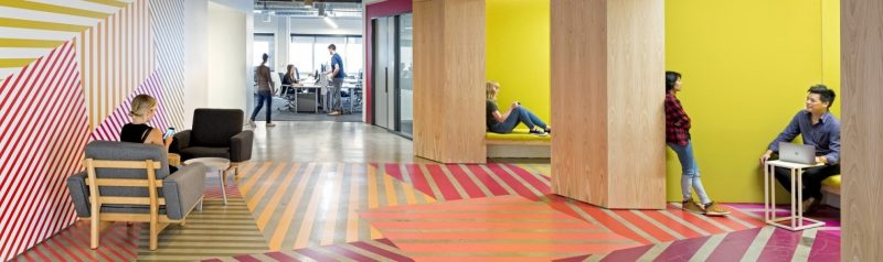 Kleurgebruik op kantoor