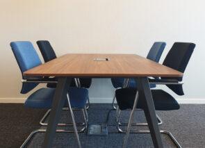 Vergadertafel TABS van Voortman