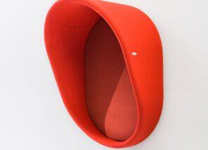 Milani MUTE Booth hangende akoestische telefooncel