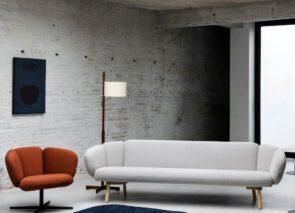 Bras - Artifort - Khodi Feiz - bank en fauteuil