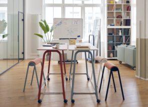 Actief vergaderen - het nieuwe werken - vergaderen nieuwe stijl - Sedus