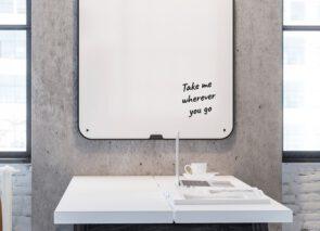 Chameleon draagbare whiteboards-
